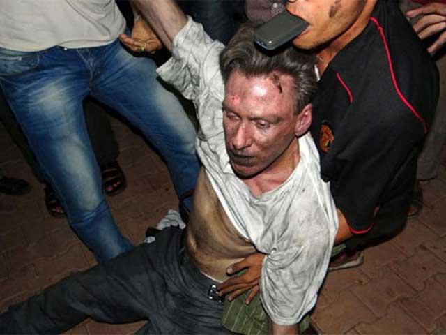Asesinan al embajador de Estados Unidos en Libia