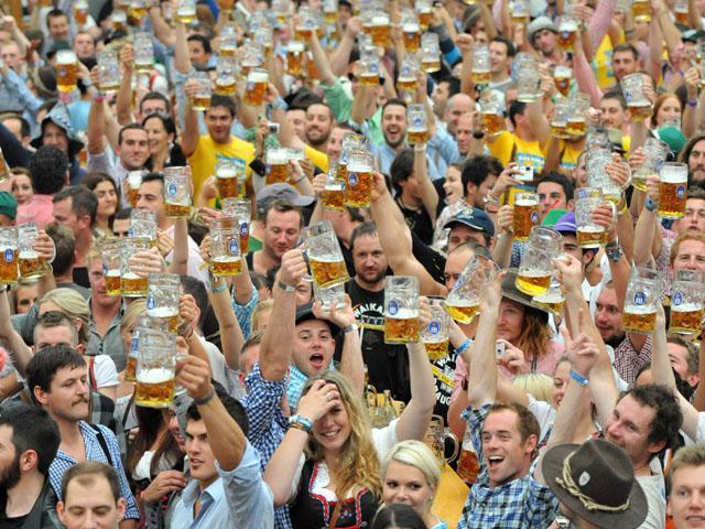 Oktoberfest: A empinar el codo a lo bávaro
