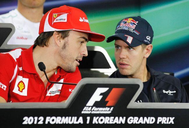 ¡Alonso vs Vettel! Previo al Gran Premio de Corea.