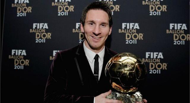 Aquí están los 33 nominados para el Balón de Oro