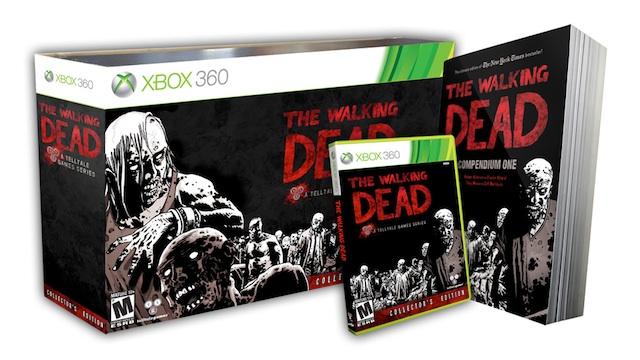El juego de The Walking Dead tendrá una edición para coleccionistas