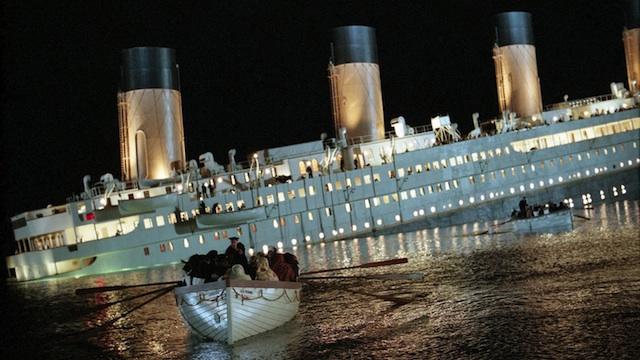 Los MythBusters ponen fin a la controversia de la tabla en Titanic