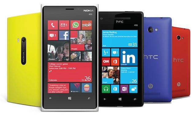 Microsoft lanza oficialmente Windows Phone 8