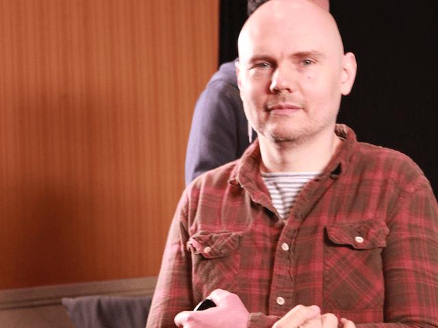 Entrevista Billy Corgan Smashing Pumpkins Sopitas