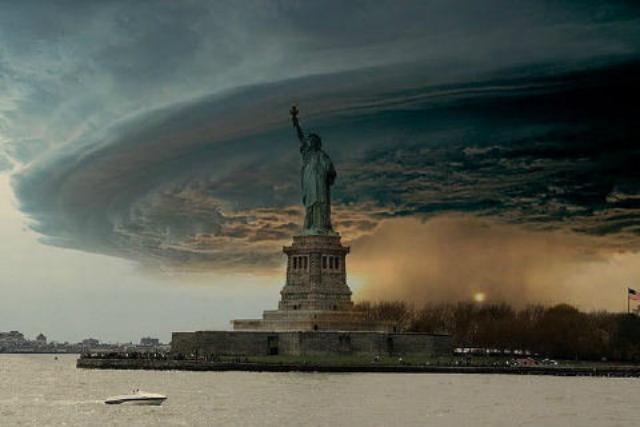 11 fotografías que NO son del Huracán Sandy