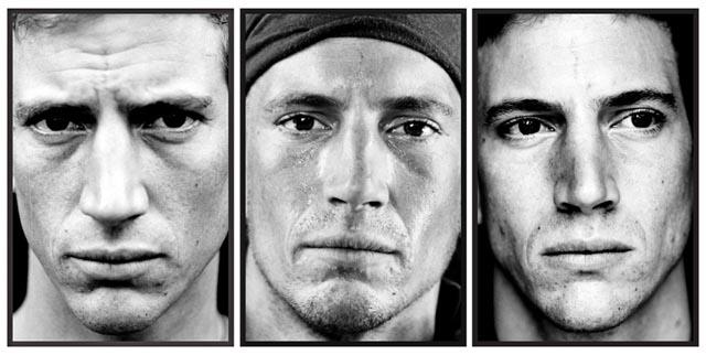 Rostros de la guerra: Soldados antes, durante y después de Afganistán