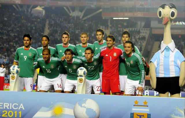 México será invitado para la Copa América Chile 2015