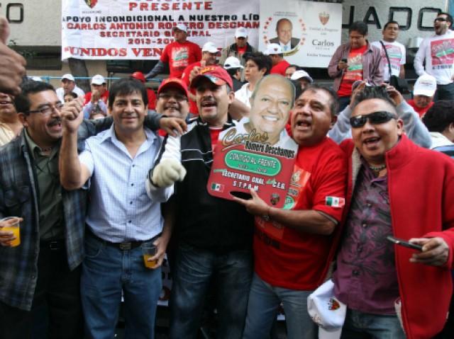 Deschamps dice que los despidos en Pemex son rumores falsos