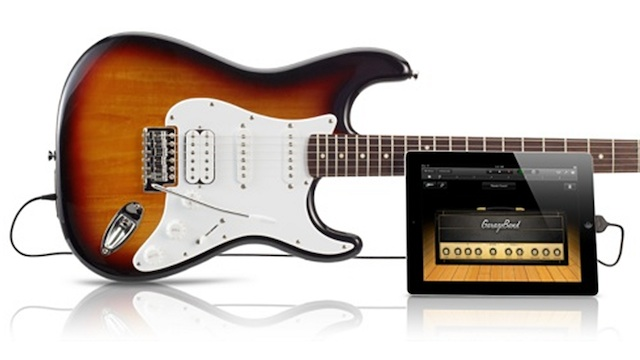 Fender lanza una guitarra compatible con dispositivos Apple