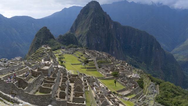 Y con ustedes... la mejor foto de Machu Picchu jamás tomada