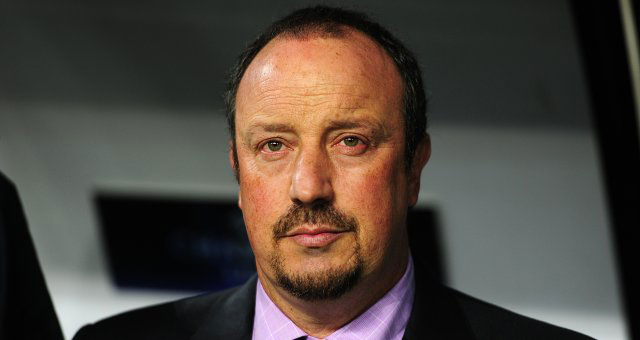 Rafa Benitez nuevo técnico del Chelsea
