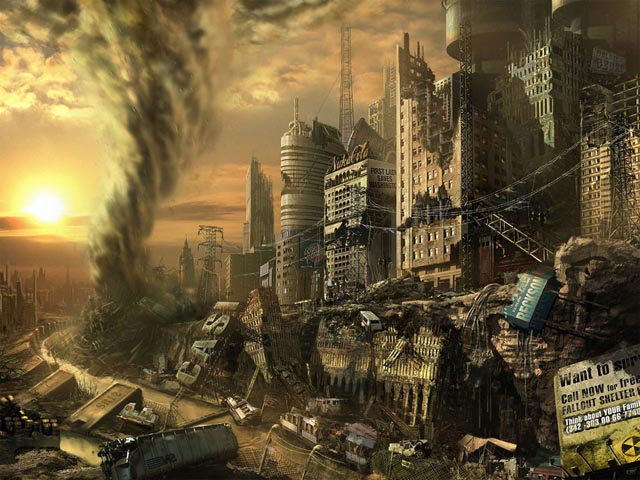 A un mes del fin del mundo...