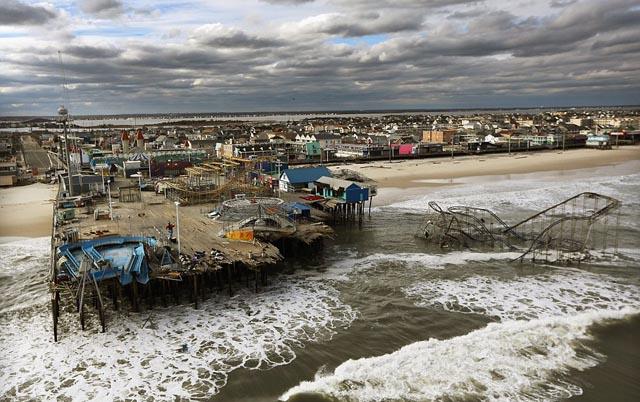 Jersey Shore ha terminado aunque no gracias a MTV, ¡lo hizo Sandy!