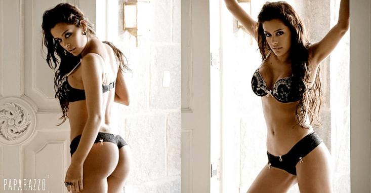 Larissa Riquelme ya NO se desnudará jamás