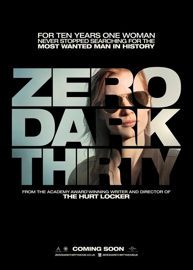 Chequen el último trailer de Zero Dark Thirty
