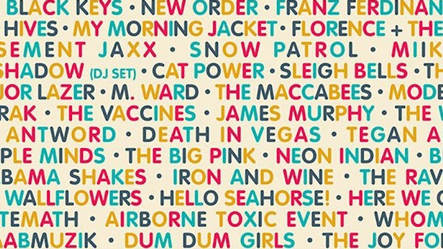 Los 10 mejores conciertos del 2012