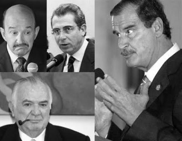 México, país con las mejores pensiones... para sus ex presidentes