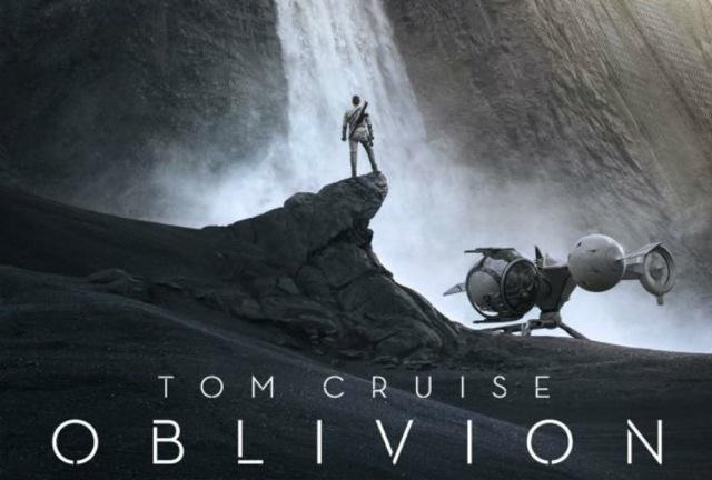 Presentan primer trailer de 'Oblivion'
