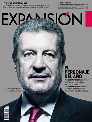 Presidente de Grupo Financiero Santander es