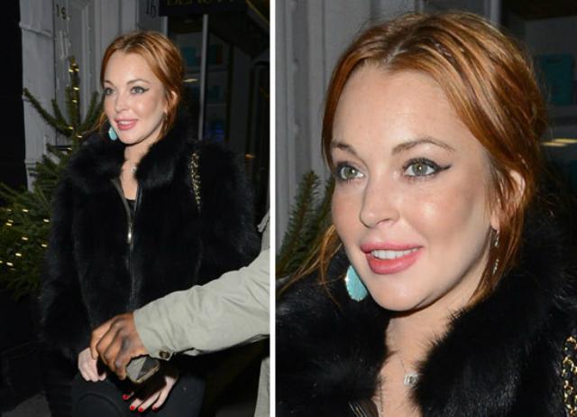 ¿Qué le pasó a Lindsay Lohan?