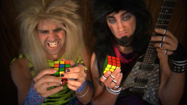 Cómo hacer trampa en el cubo de Rubik