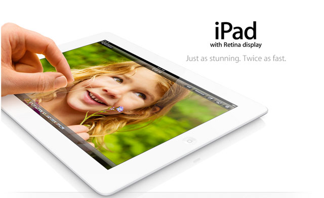 iPad de 128GB saldrá a la venta la próxima semana