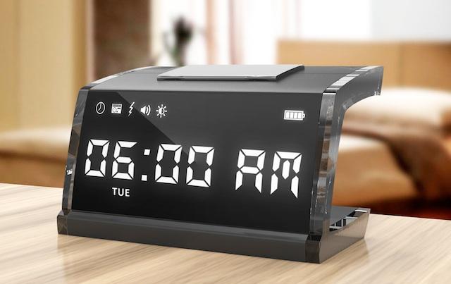 Adiós al Snooze: Un despertador que te obliga a levantarte