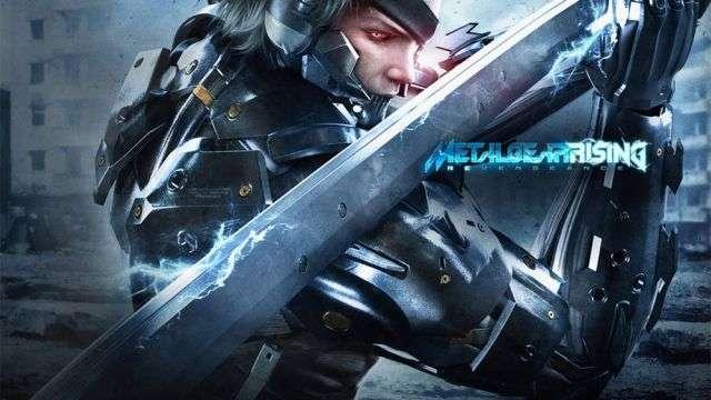 Konami lanza tres nuevos avances de Metal Gear Rising: Revengeance