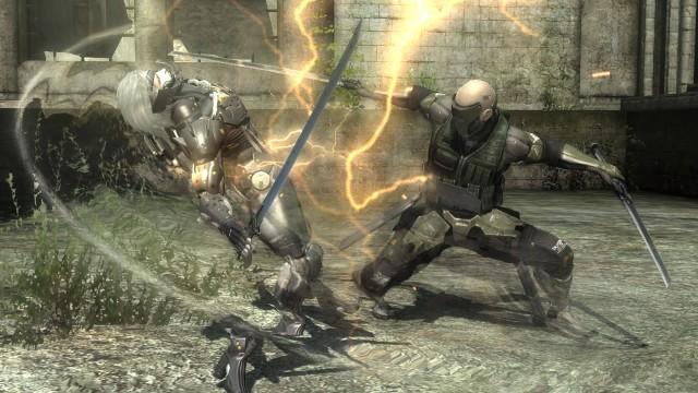 Confirman contenido descargable para Metal Gear Rising: Revengeance