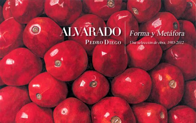Pedro Diego Alvarado, Forma y Metáfora