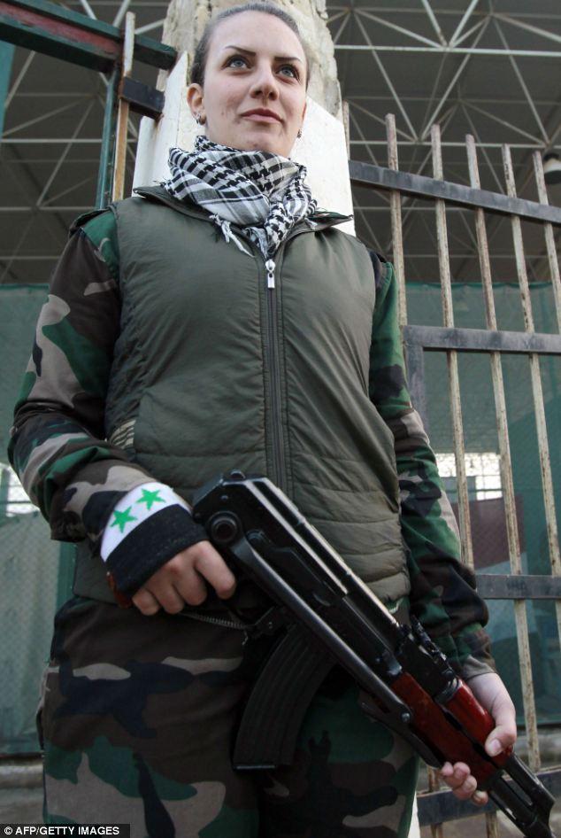 Las leonesas de al-Assad, el nuevo