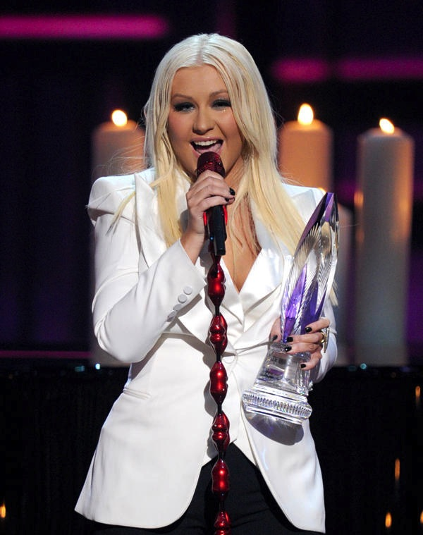 ¿Qué le pasó a Christina Aguilera?