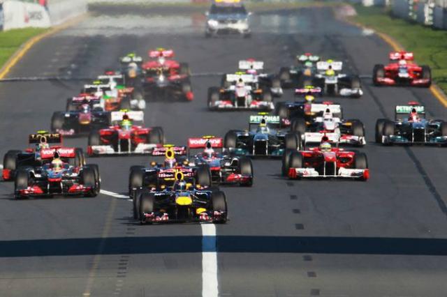 Parece que ahora sí: F1 en México para el 2014