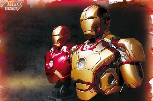 Hot Toys ofrece adelanto de sus figuras inspiradas en