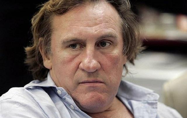 Gerard Depardieu renunció a la ciudadanía francesa y adquirió la rusa