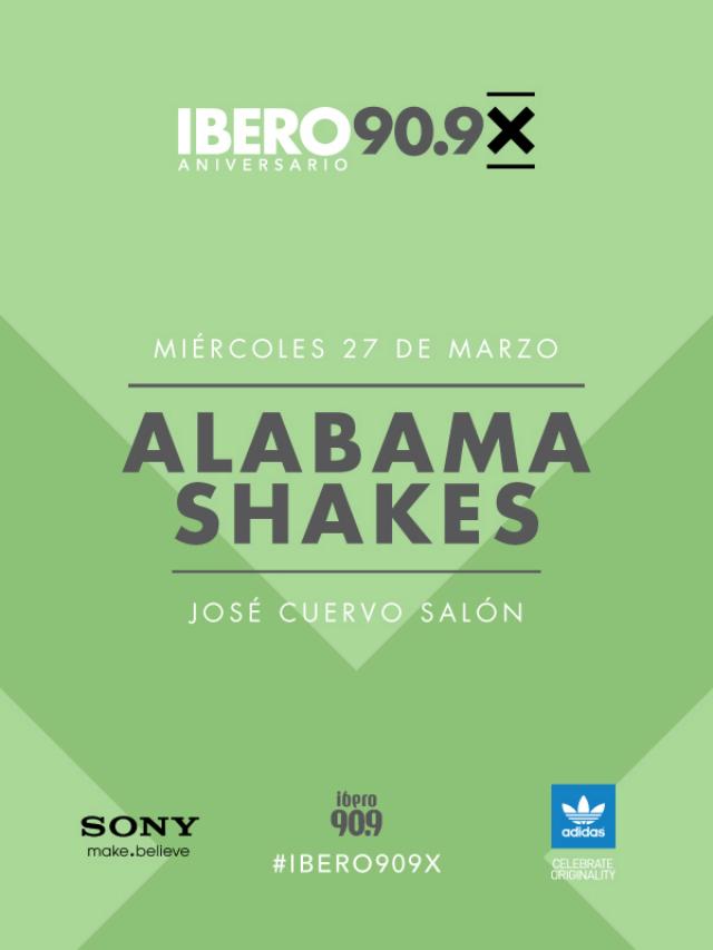 Alabama Shakes regresa a México