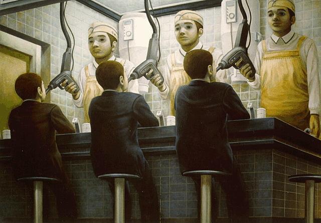 El artista del día: Tetsuya Ishida