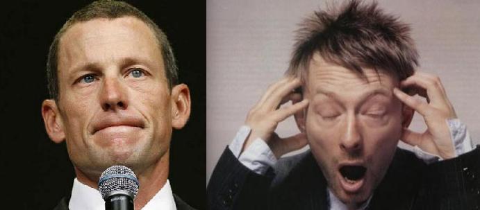 Depresión total: Lance Armstrong