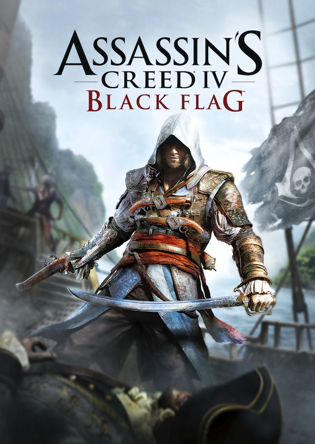 "Ubisoft anuncia oficialmente ""Assassin's Creed IV: Black Flag"""