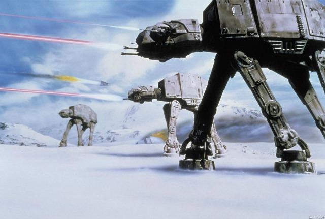 Un análisis militar de la Batalla de Hoth en El Imperio Contraataca