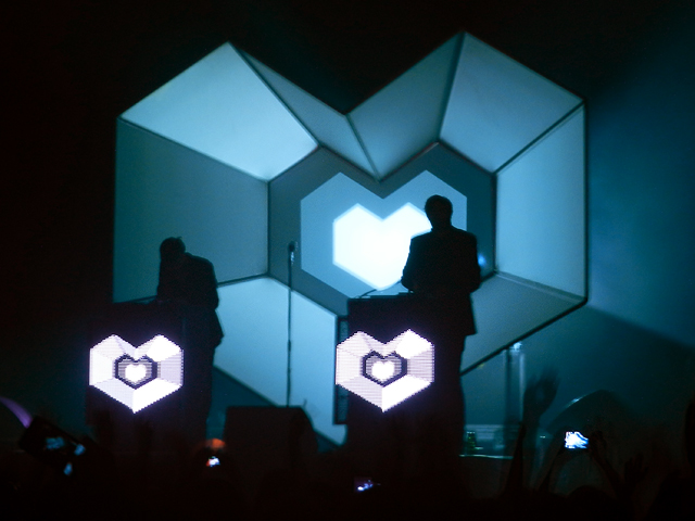 Reseña y Fotos: Digitalism en el Auditorio Blackberry