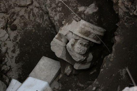 Teotihuacán: hallazgo en la Pirámide del Sol