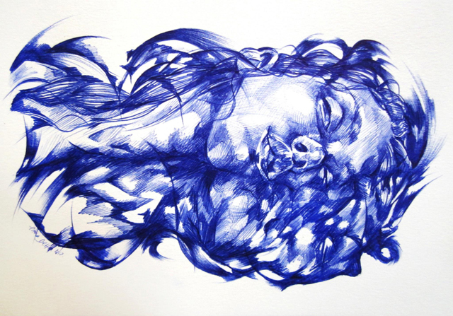 El artista del día: Paola Delfín (+Entrevista)
