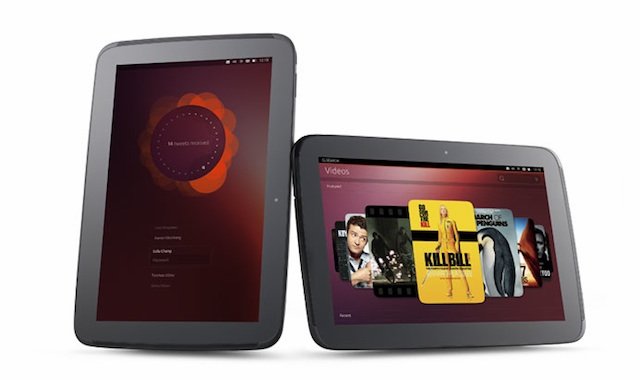 Canonical anuncia la versión de Ubuntu para tableta