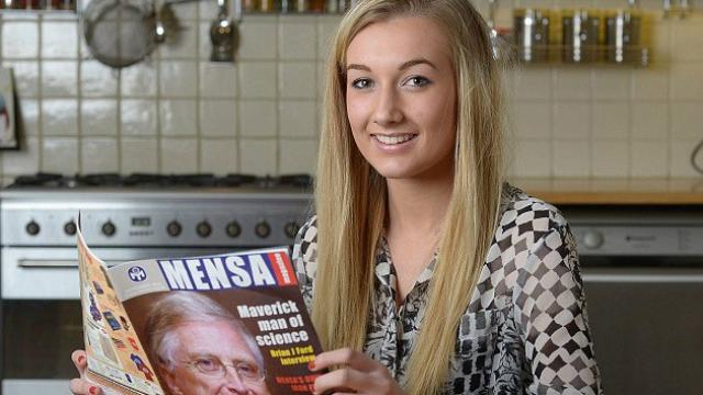 La joven más inteligente que Albert Einstein