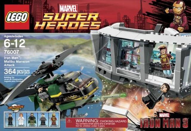 Checa las nuevas figuras de LEGO de