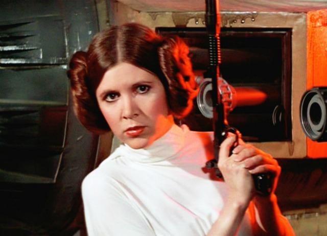 El peinado de la Princesa Leia fue ¿inspirado por las adelitas de Pancho Villa?