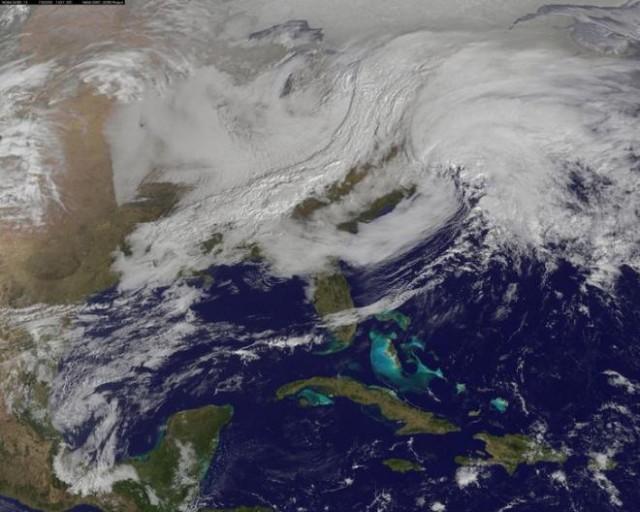 Fotos: 'Nemo', la 'tormenta perfecta' de nieve que azota a Estados Unidos