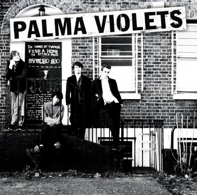 Escucha el CD debut de Palma Violets completo