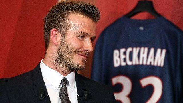 Beckham ¿de a grapa o no?